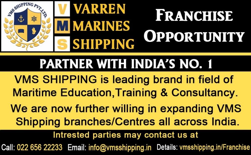 VMS_Shipping_Franchise
